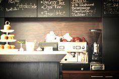Frankfurt coffee shop