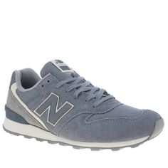 womens new balance blue 996 trainers