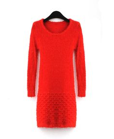 YES!  The sweater dress :)