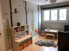 Forest Theme Bedrooms, Forest Bedroom, Woodland Bedroom, Bedroom Themes, Bedroom Ideas, Kids Rooms, Kids Bedroom, James Fitzgerald, Tyler James