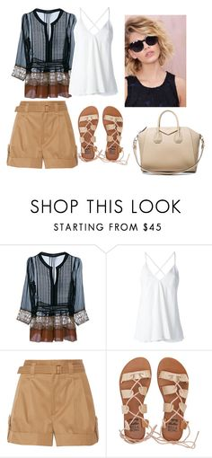 """""""Crystal STS"""" by sabbtenn on Polyvore featuring Alberta Ferretti, Dondup, Marc Jacobs, Billabong and Givenchy"""