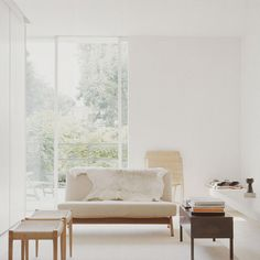 From John Pawson's minimally styled London house to the skinny Rotterdam residence of architect couple Gwendolyn Huisman and Marijn Boterman.