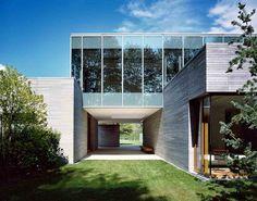 tod williams billie tsien modern house architecture