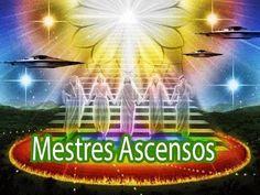 Federação Galáctica - Mestres Ascensos