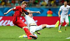 Belgium 2-1 USA | World Cup 2014 last-16 match report | Football | The Guardian