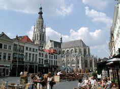 Breda is mijn stad, het is mijn parel van het zuiden. Ik woon hier samen met mijn kinderen en mijn vriendin, en dat al 26 jaar..