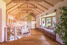 Natural Materials, Natural Wood, Wood Interiors, Pergola, Outdoor Structures, Windows, Nature, Beauty, Naturaleza