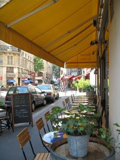 Au Vieux Comptoir bistro, Paris