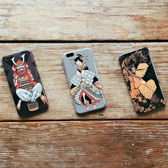 Protect your phone in the most stylish way possible with these Sam Flores iPhone cases available in-store and online. #ShopUP #UpperPlayground #SamFlores