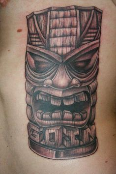 Tiki Tattoos Meaning