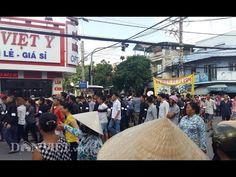 Tin tổng hợp -Đám tang kỳ lạ ở Tiền Giang, dân đứng xem chật đường