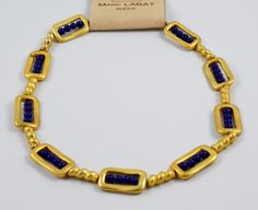 Shop for choker on Etsy, the place to express your creativity through the buying and selling of handmade and vintage goods. Antique Jewelry, Vintage Jewelry, French Costume, Vintage Antiques, Chokers, Jewelry Making, Beaded Bracelets, Gold, Ebay