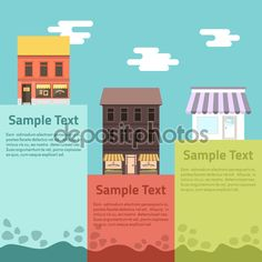 nova mensagem + flat design - Pesquisa Google