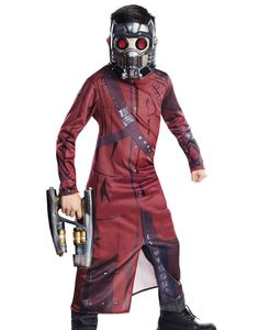 Guardians of the Galaxy Starlord Superhero Halloween Costume