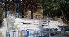 El abandono del parque de La Ereta, según el PSOE