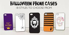 Halloween Phone Cases – 18 Designs To Choose From!