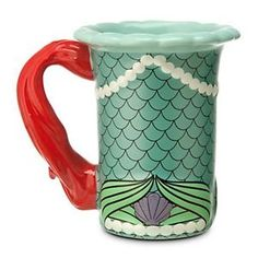 The Little Mermaid Princess cup