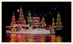 Pack up some hot cocoa and cookies, and head down to Newport Beach to enjoy the Newport Beach Christmas Boat Parade! You can also book to be on the boats too!