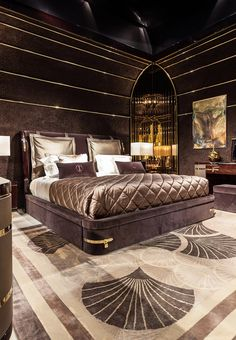 Diamond Bedroom www.turri.it Italian luxury bedroom