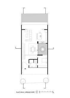 Casa V,Planta