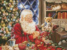Dona Gelsinger - Santa Sew Sweet