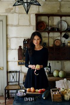 The French Hostess:Mimi Thorisson French Farmhouse, French Country, French Chic, French Style, Mimi Thorisson, November Rain, October, Domestic Goddess, Kitchen Witch