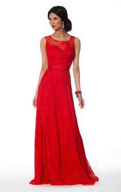 New Style Scoop Neckline Floor-length AU Dress, plus size prom dresses