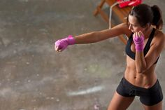 Boxing workout for women | womensfitness.co.uk