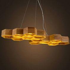 Lampen aus Holz - Google-Suche