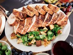 Get Giada De Laurentiis's Spicy Turkey Breast Recipe from Food Network