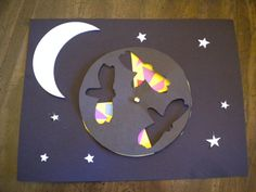 fireflies and moon craft with brad, could make a good Jonah and the whale, aka inside the whale.