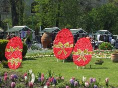 Easter Fairs in Bucharest – 2011 Bucharest, Four Seasons, Colours, Easter, Seasons Of The Year