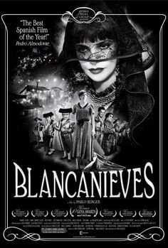 Blancanieves - Movie Trailers - iTunes (in theaters 3/29)