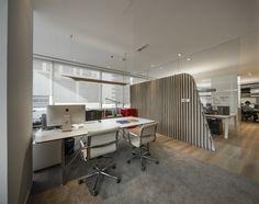 Swiss Bureau Interior Design + EzeLink Telecom Offices - Dubai - Office Snapshots