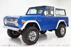 Stunning '69 Bronco