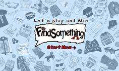 Let's Play and Win - Find Something   sorry gia to spammarisma, tha tin vgalw meta...