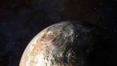 As the New Horizons spacecraft preps for its inspection of Pluto on July 14th, NASA provided a status update with some interesting info. First, new color images show a series of spots along the dwarf planet's equator. The evenly-spaced spots are about 300 miles (480 kilometers) in diameter, or about the size of the state of Missouri. Due to the spacing and size, scientists are unable to determine their origin for the time being,