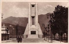 Monumento ai Caduti 1900, Como, by Giuseppe Terragni
