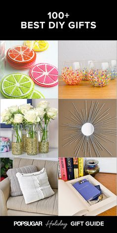 100+ of the Best DIY Gifts Ever
