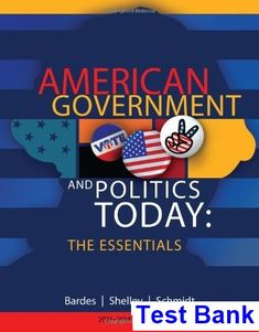 Test bank for the challenge of democracy american government in test bank for american government and politics today essentials 2013 2014 17th edition by bardes fandeluxe Images