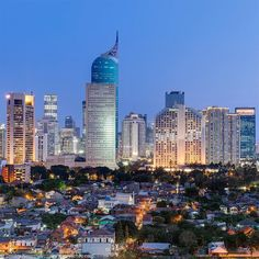 Find Jakarta Downtown Skyline Highrise Buildings Sunset stock images in HD and millions of other royalty-free stock photos, illustrations and vectors in the Shutterstock collection. Thousands of new, high-quality pictures added every day. Cinema 4d, High Rise Building, Smart City, Cool Countries, Capital City, Nice View, Southeast Asia, Java, San Francisco Skyline