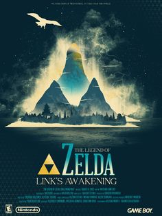 The Legend of Zelda - Marinko Milosevski Illustration and Design