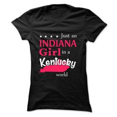 (Tshirt Best Choose) Pride of Indiana Ladies live in Kentucky t-shirt Shirts this week Hoodies, Funny Tee Shirts