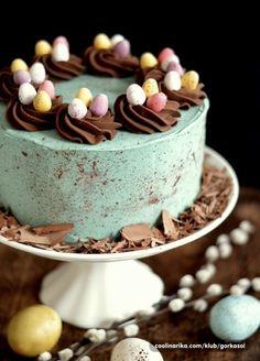 Easter cake — Coolinarika cake Easter cake — Coolinarika Easter cake — Coolinarika c Easter Bunny Cake, Easter Cupcakes, Easter Cookies, Easter Treats, Easter Cake Easy, Slow Cooker Desserts, Pistachio Cake, Spring Cake, Bowl Cake
