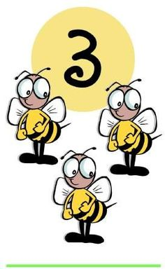 * Insecten! 3-10 Numbers Preschool, Preschool Math, Math Games, Math Activities, Teaching Patterns, Pre K Worksheets, Learn To Count, Bugs And Insects, Alphabet And Numbers