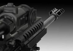 Leaf Blower, Rifles, Firearms, Outdoor Power Equipment, Accessories, Design, Shots, Military, Weapons