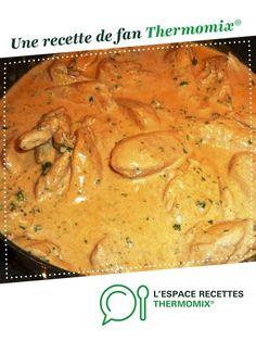 Blanc de poulet sauce moutarde par Rey34. Une recette de fan à retrouver dans la catégorie Viandes sur www.espace-recettes.fr, de Thermomix®.