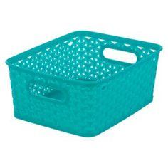 Room Essentials™ Y-Weave Small Storage Basket - Set of 4
