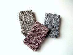 I just listed Dish Cloths Knit in Cotton by The Needle House in Light Grey Combinations on The CraftStar @TheCraftStar #uniquegifts great for arthritic hands as they wring out easily.  $12.00