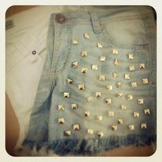 Mais e mais shorts para o verão!!